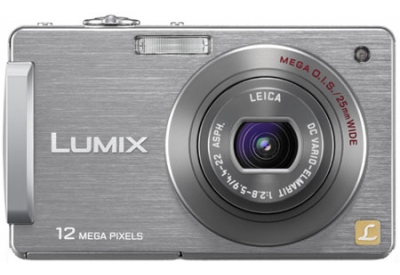 Panasonic - DMC-FX580S - Digital Cameras