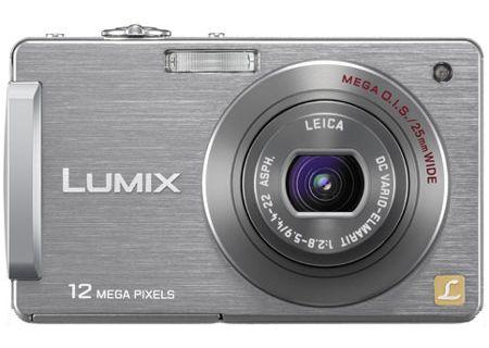 Panasonic - DMC-FX580S - Digital Cameras