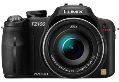 Panasonic - DMC-FZ100K - Digital Cameras