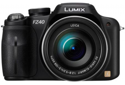 Panasonic - DMC-FZ40K - Digital Cameras