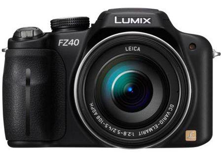 Panasonic - DMC-FZ40K - Digital Cameras