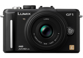 Panasonic - DMC-GF1C-K - Digital Cameras