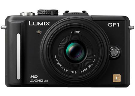 Panasonic - DMC-GF1C-K - Digital Cameras
