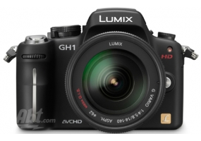 Panasonic - DMC-GH1K - Digital Cameras