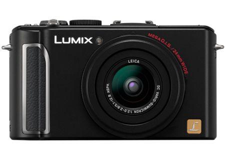 Panasonic - DMC-LX3K - Digital Cameras