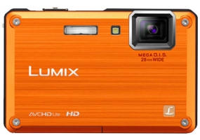 Panasonic - DMC-TS1D - Digital Cameras