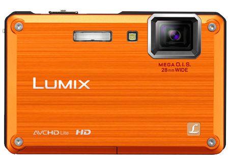 Panasonic - DMC-TS1D - Digital Cameras