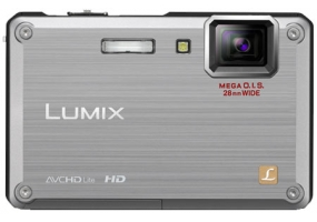 Panasonic - DMC-TS1S - Digital Cameras