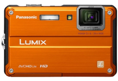 Panasonic - DMC-TS2D - Digital Cameras