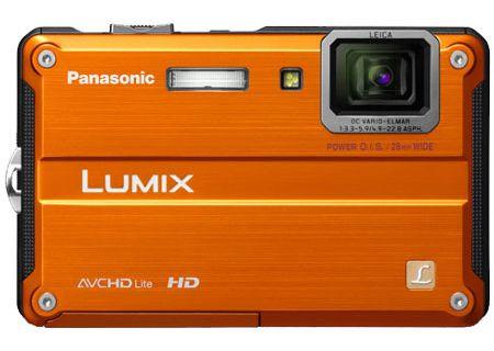 Panasonic - DMC-TS2D - Digital Cameras