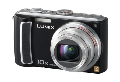 Panasonic - DMC-TZ5K - Digital Cameras