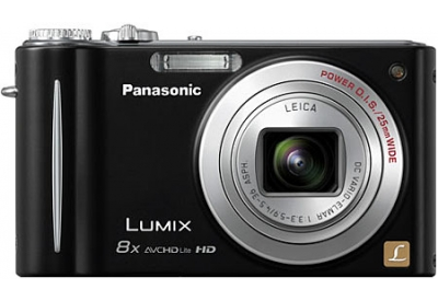 Panasonic - DMC-ZR3K - Digital Cameras