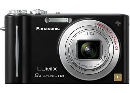 Panasonic - DMC-ZR3K - Digital Cameras