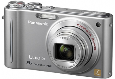 Panasonic - DMC-ZR3S - Digital Cameras