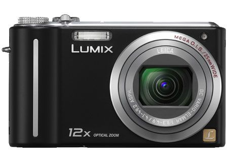 Panasonic - DMC-ZS1K - Digital Cameras