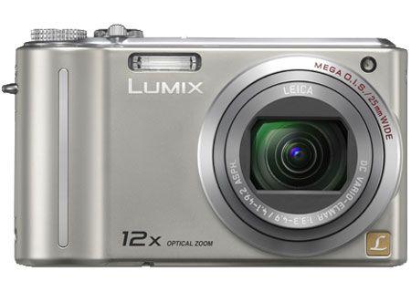 Panasonic - DMC-ZS1S - Digital Cameras