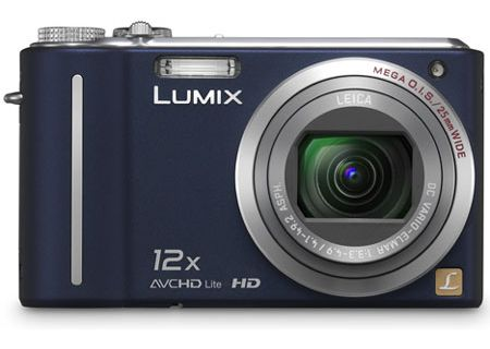 Panasonic - DMC-ZS3A - Digital Cameras