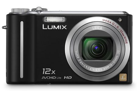 Panasonic - DMC-ZS3K - Digital Cameras