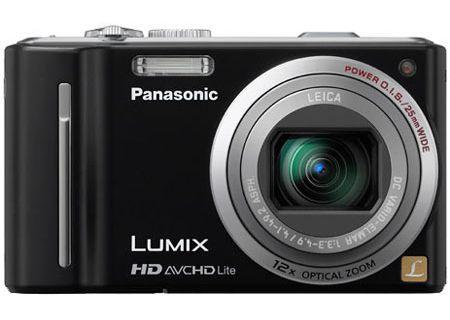 Panasonic - DMC-ZS7K - Digital Cameras