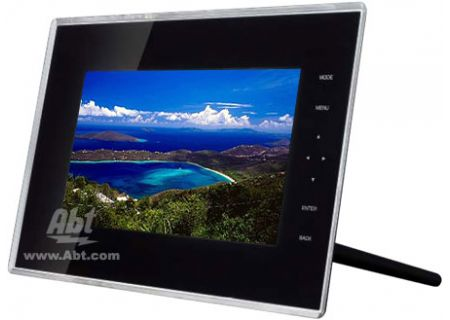 Toshiba - DMF82XKU - Digital Photo Frames