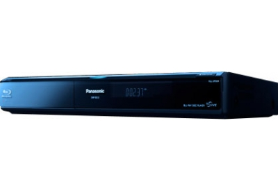 Panasonic - DMP-BD50k - Blu-ray Players & DVD Players