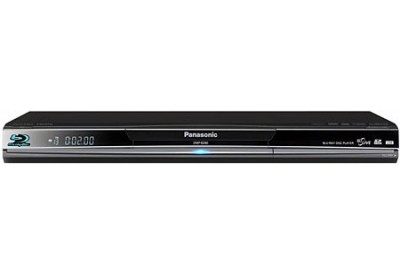 Panasonic - DMP-BD80 - Blu-ray Players & DVD Players