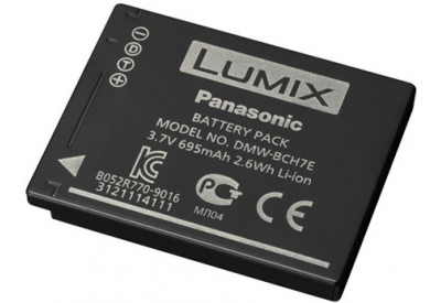 Panasonic - DMW-BCH7 - Digital Camera Batteries and Chargers