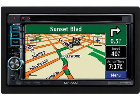 Kenwood - DNX6140 - Portable GPS Navigation