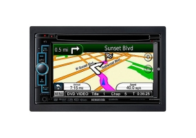 Kenwood - DNX6960 - Mobile Video