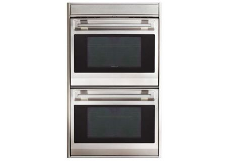 Wolf - DO30F/S - Double Wall Ovens