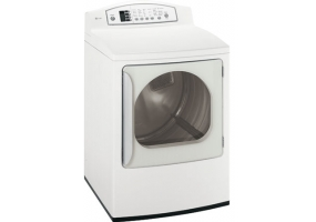 GE - DPGT650EHWW - Electric Dryers
