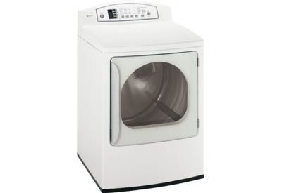 GE - DPGT650GHWW - Gas Dryers