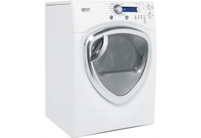 GE - DPVH890GJWW - Gas Dryers