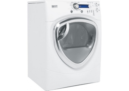 GE - DPVH890GJWW - Gas Dryers