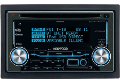 Kenwood - DPX503 - Car Stereos - Double Din