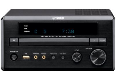 Yamaha - DRX-730 - CD Players