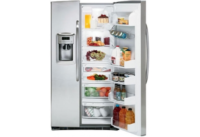 GE - DSHS5PGXSS - Side-by-Side Refrigerators