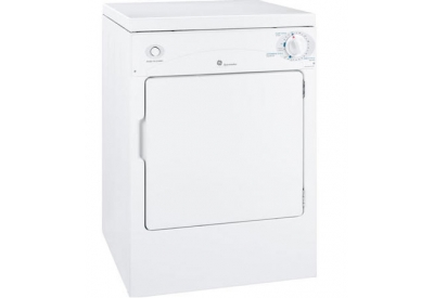 GE - DSKP333ECW - Electric Dryers