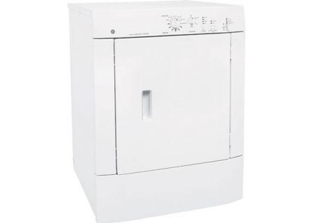 GE - DSXH47EGWW - Electric Dryers