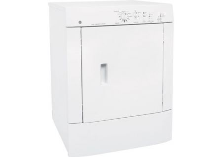 GE - DSXH47GGWW - Gas Dryers