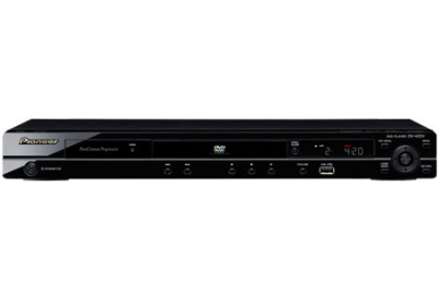 Pioneer - DV-420V-K - Blu-ray Players & DVD Players