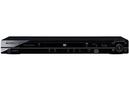 Pioneer - DV-420V-K - Blu-ray Players & DVD Players