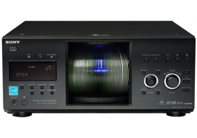 Sony - DVP-CX995V - Blu-ray & DVD Players