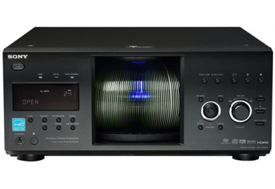 Sony - DVP-CX995V - Blu-ray Players & DVD Players