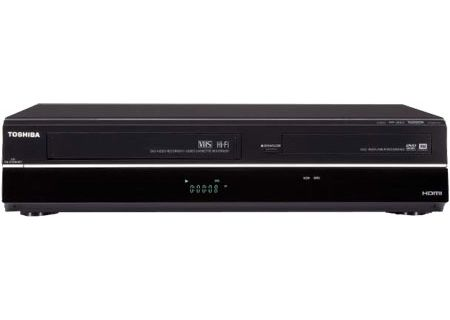 Toshiba - D-VR620 - DVD/VCR Combos
