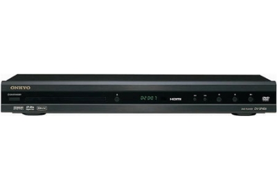 Onkyo - DV-SP406B - Blu-ray Players & DVD Players