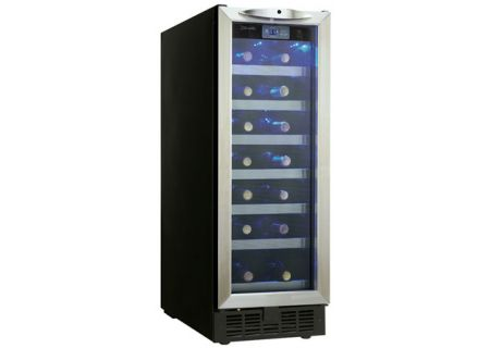 Danby - DWC276BLS - Wine Refrigerators and Beverage Centers