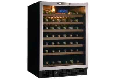 Danby - DWC512BLS - Wine Refrigerators and Beverage Centers