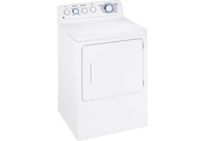 GE - DWSR483EGWW - Electric Dryers
