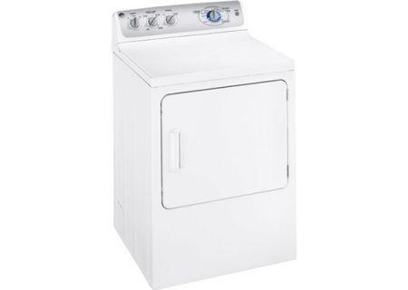 GE - DWXR463GGWW - Gas Dryers